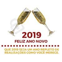 Desejamos a todos os nosso clientes que 2018 seja uma ano repleto de realizações. #anonovo #reveillon #ahazou #beleza #autoestima