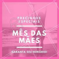 Promoções especiais só no Mês das Mães! Presenteie sua mãe 💕 #diadasmaes #ahazou #mesdasmaes