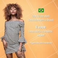 Agende já o seu horário!  #descobrimentodobrasil #ahazou #agende