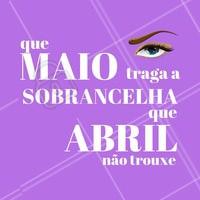 Vem maio!  #vemmaio #ahazou #maio
