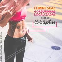 A Criolipólise é uma ótima opção para pessoas que tenham gordura localizada em algumas regiões corporais, o famoso pneuzinho. Marque sua avaliação gratuita! #criolipolise #tratamentocorporal #ahazou #beleza #gorduralocalizada #bemestar #autoestima
