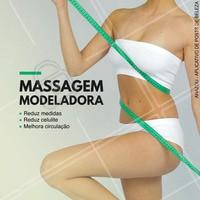 A massagem modeladora é uma prática de terapia manual que utiliza movimentos rápidos, repetitivos e firmes sobre os tecidos do corpo favorecendo a quebra das células de gordura localizada. #MassagemModeladora #TratamentoCorporal #Ahazou #Saúde #Bemestar #Estética #GorduraLocalizada