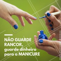 Gostou dessa nossa dica?  Então, venha agendar o seu horário! #Unha #Nails #Esmaltes #Ahazou #Beleza #Manicure #Instabeauty #UnhaDoDia
