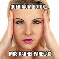 Não faça esse vexame! Dê de presente um botox para a sua mãe! #DiaDasMães #Estetica #ToxinaBotulinica #botox #tratamentofacial #ahazou #beleza #autoestima