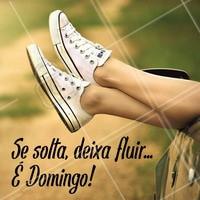 Hoje é Domingo! #ahazou #fimdesemana #domingo #relax