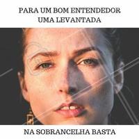 Não é não? Eita mulherada brava! ❤️️  #ahazou #sobrancelha #engraçado