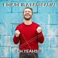 Homem que é homem se mima também!  #barba #ahazou #barbearia #diadebarba