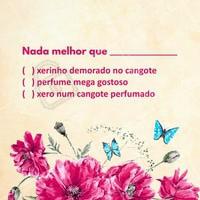 Já até sei qual perfume escolher! #perfume #ahazou #fragrancia #autoestima