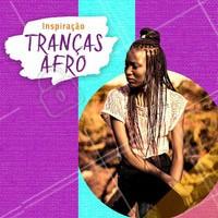 As tranças afro  e suas variações ao longo do tempo se tornaram  hoje um ícone de beleza e  moda. #tranças #inspiração #afro #ahazou #cabelo #beleza #belezaafro