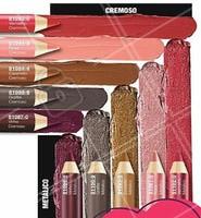 Olha que maraaa, a linha Avon ColorTrend, disponível em versão cremosa ou metálica. Qual você prefere/ama ? #colortrend #ahazouavon #cores #ahazou #avon #batom #maquiagem