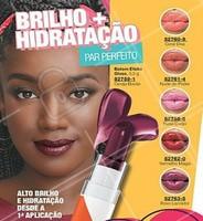 Olha que lindo, Batons efeito Gloss, além de dar brilho ele hidrata. Iza usa: Batom efeito Gloss, Cereja Bocão. #batom #ahazouavon #maquiagemavon #ahazou #boca #efeitogloss