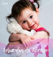 Já abraçou alguém hoje?  #diadoabraço #ahazou #ahazoutemporal #abrace