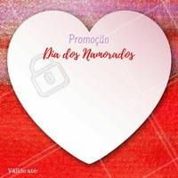 Bom mesmo é promoção no Dia dos Namorados. Vem aproveitar! #diadosnamorados #ahazou #ame #presentei #promoção
