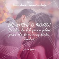 Aproveite nossa promoção e dê um presente de Dia dos Namorados para seu mozão! Entre em contato para mais informações 📱 (xx)xxxxx-xxxx #diadosnamorados #ahazou #presenteie #mozao