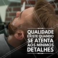 Aqui te oferecemos grande qualidade de serviço. Venha agendar o seu horário! #barbearia #barbeiro #barbershop #cortedecabelo #barba #ahazou #autoestima