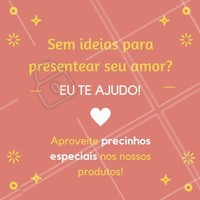 Aqui tem o presente ideal pra arrasar nesse Dia dos Namorados! ;) #diadosnamorados #ahazou #presente #revendedora