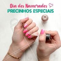 Como estão suas unhas pro Dia dos Namorados? 🙈💕 #diadosnamorados #ahazou #manicure #unha #beleza