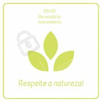 Sabia que hoje é comemorado o Dia Mundial do Meio Ambiente? 🌳💖 #meioambiente #ahazou #natureza #diadomeioambiente #educacaoambiental #conscientizaçãoambiental