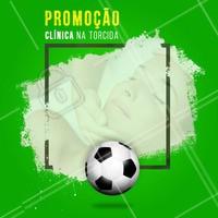 A Copa chegou, mas quem ganha é você. Confira nossas preços especiais. #estética #ahazou #ahazounacopa #tratamento #promoção