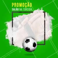 A Copa chegou, mas quem ganha é você. Confira nossas preços especiais. #cabelo #ahazou #ahazounacopa #promoção  #torcida