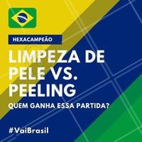 Qual seu procedimento favorito? Comenta aqui! 💆  #copa #brasil #ahazou #futebol #hexa #hexacampeao #vaibrasil #estetica #esteticafacial #limpezadepele #peeling #ahazounacopa