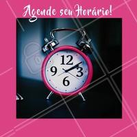 Aproveite e agende um horário. Não deixe para depois. 💁 #agende #ahazou #tanahora #entreemcontato #beleza