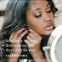 Frase de inspiração para hoje! 💖 #motivacional #ahazou #inspiracao #beleza #autoestima