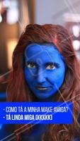 #maquiagem #ahazou #engraçado #meme #amigasincera
