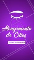 #alongamentodecílios #design #ahazou