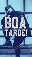 #motivacional #barbearia #boatarde #ahazou