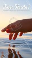 #boatarde #manicure #motivacional