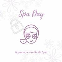 Vem agendar seu dia de spa!💕  #agendeja #ahazou #cuidados #skincare