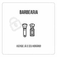 Vem agendar seu horário na barbearia! #ahazou #barbearia #agendeja