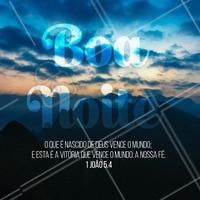 Boa noite com uma linda mensagem de fé. 🙏 #ahazou #fé #ahazoumotivacional #boanoite #deus