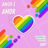 Por que amor é amor. 🌈#ahazou #lgbt #diainternacionaldoorgulholgbt