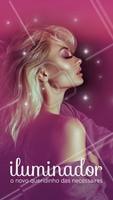 #maquiagem #ahazou #iluminador
