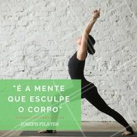 Busque qualidade de vida! #pilates #fisioterapia #ahazou #motivacional #saúde #bemestar
