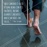 Não se esqueça: os seus pés também merecem cuidados especiais! #podologia #ahazou #motivacional #bemestar