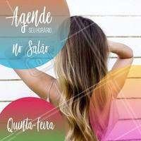 Já agendou seu horário hoje? #cabelo #ahazoucabelo #ahazou #salão  #beleza #agendamento