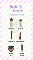 #stories #maquiagem #ahazou