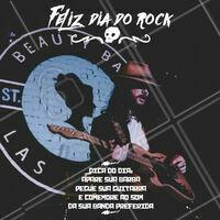 Hoje é dia de rock, bebê! Abra seu aplicativo de streaming e coloque a sua banda favorita enquanto deixa sua barba no estilo! #rocknroll #diadorock #ahazou #ahazoubarba #rockbebe #aumenta o som
