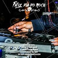 Hoje é dia de rock, bebê! Deixe suas unhas lindas e toque aquele instrumento perfeito! #rocknroll #diadorock #ahazou #ahazouunha #rockbebe #aumenta o som