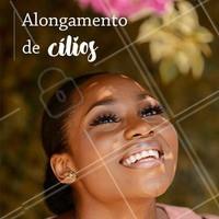 Os cílios fazem toda diferença no olhar! 😍 #alongamentodecilios #ahazou #ciliosfioafio #extensaodecilios