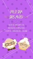 #stories #ahazou #diadosavós