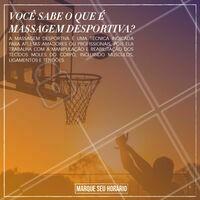 E aí, que tal agendar já a sua? #massagemdesportiva #ahazou #ahazoumassagem #dica