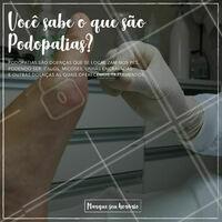 Você sabe o que são podopatias? #podologia #ahazou #ahazoupodologia #podopatia