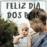 Feliz dia dos pais!!! #diadospais #ahazou