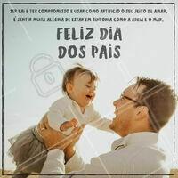 Feliz dia dos pais! #diadospais #ahazou