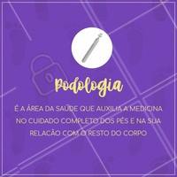 Entre em contato conosco para saber mais!  #podologia #ahazou #cuidadoscomospés