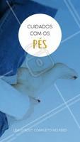 #stories #ahazou #podologia